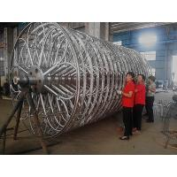 Buy cheap Pulping equipment Stainless steel wire mesh cage from wholesalers