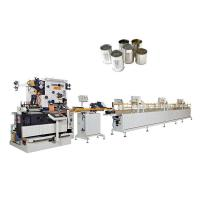 Buy cheap 3 Piece Can Body Production Line from wholesalers