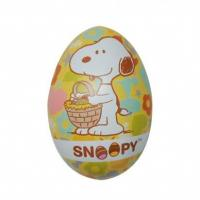 Wholesale Candy Tins Snoopy metal tin box easter gift tin can NC2778 from china suppliers