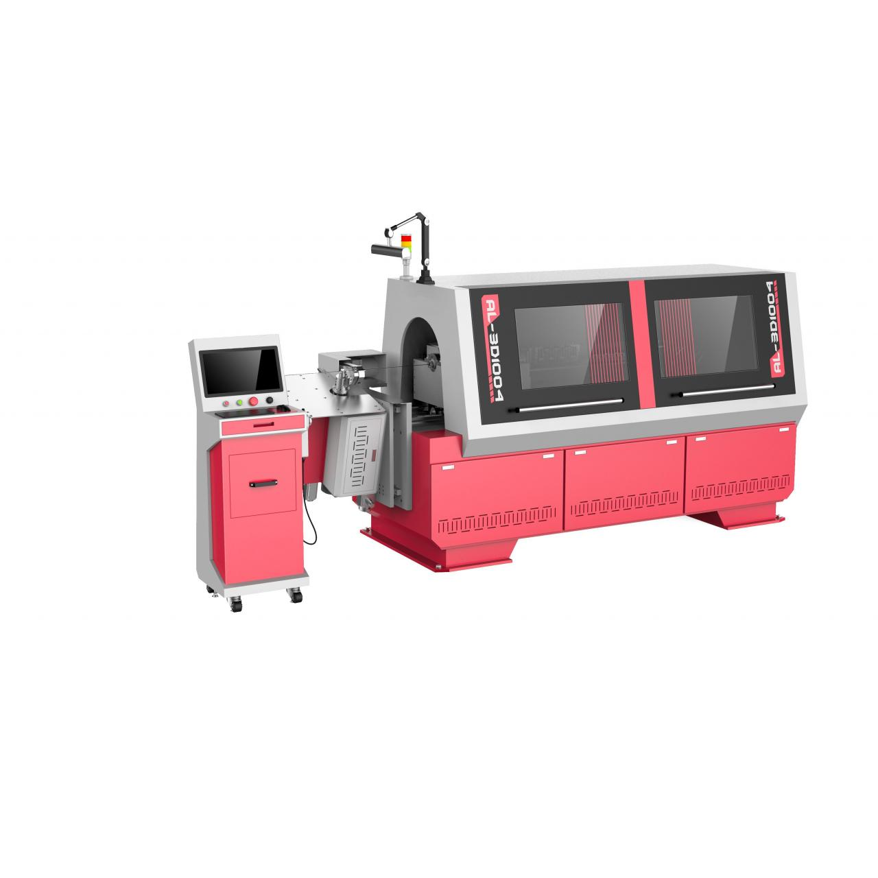 Buy cheap 3D CNC Wire Bending Machine from wholesalers