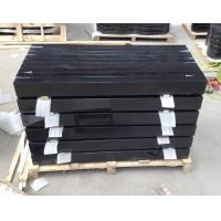 China Tombstone Gravestone Monument Shanxi Black Tombstone Sell For Russia Market for sale