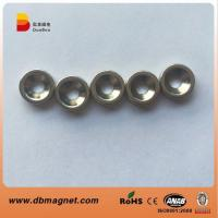 Wholesale N35 Big Round Countersunk Neodymium Magnet Hole from china suppliers
