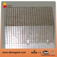 Wholesale 5*5*5mm Block Rare Earth Neodymium Magnets N35 from china suppliers