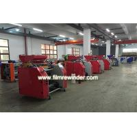 China Auto Stretch Film Rewinding Machinery on sale