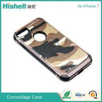 Wholesale Phone Case PC+TPU Camouflage Cell Phone Case Accessories for iPhone7 from china suppliers