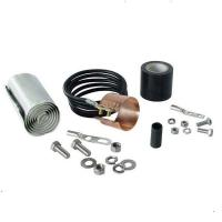 China Copper Strap Type Grounding Kit for Telecom Coaxial Cable on sale