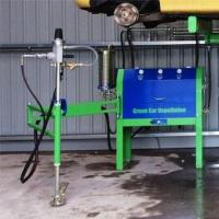 Green Car Gas Drill system