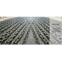 Stud link mooring chains
