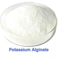 Wholesale Potassium alginate from china suppliers