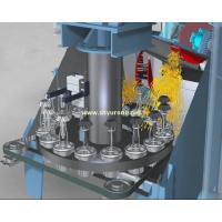Turntable-type Reinforcing Shot Blasting Machines