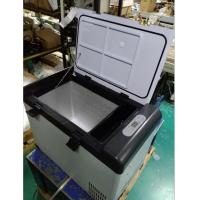 12V/24V Solar Powered Portable Car Freezer for Easy Carrying 25L 32L 42L 52L