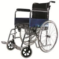 Buy cheap CE Certificated Commode Wheelchair from wholesalers