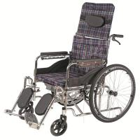Quality Fully Reclining Lightweight Wheelchair for sale