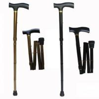 Buy cheap Stretchable Foldable Anti-slip Crutch from wholesalers