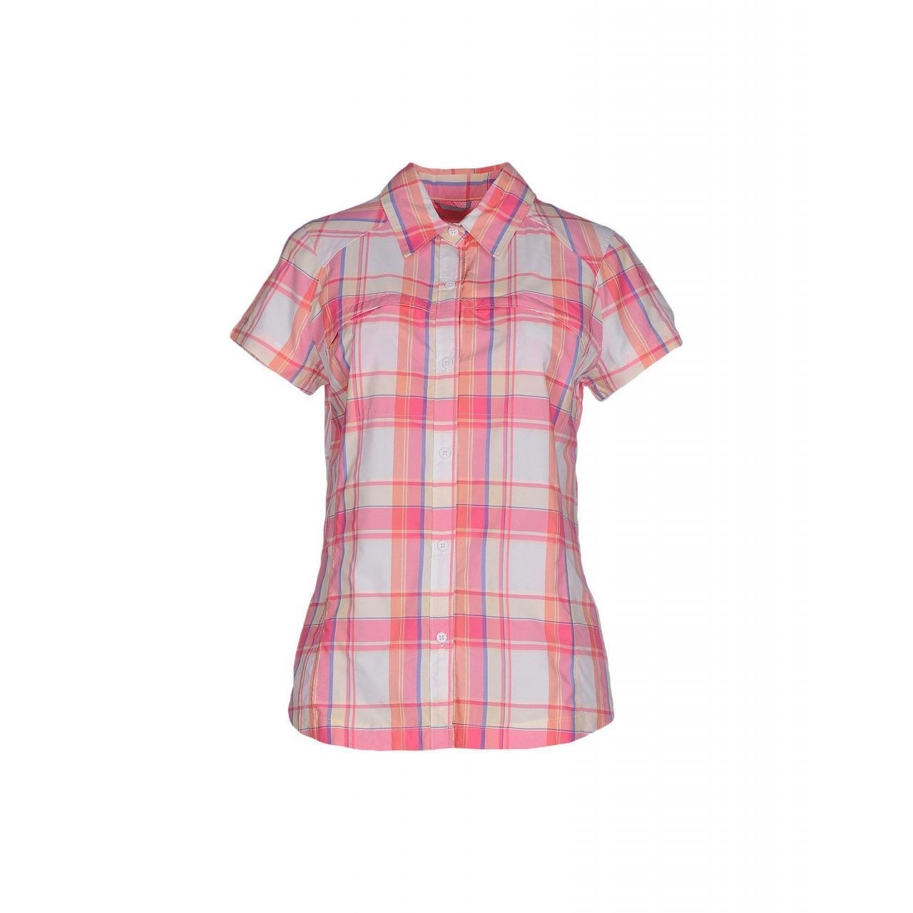 COLUMBIA women Shirts Shirt Pink,columbia apparel online sale,In Stock