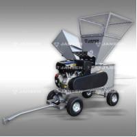 Buy cheap Jansen 1300 Shredder timber shredders garden mulcher Wood chipper 13HP from wholesalers