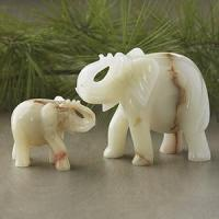 Accents Onyx Elephant Baby Item #: 70160