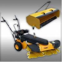 Wholesale Sweeper Jansen MKB-100, set incl. container from china suppliers