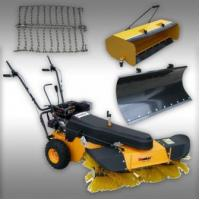 Wholesale Sweeper Jansen MKB-100, set incl. container, snow blade, snow chains from china suppliers