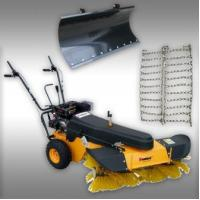 Wholesale Sweeper Jansen MKB-100, set incl. snow blade, snow chains from china suppliers
