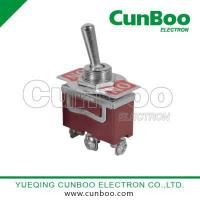 China Toggle switch KN3(C)-102 15A on-off-on waterproof toggle switch on sale