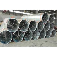 Hot Dip Galvanized Spiral Steel Pipes