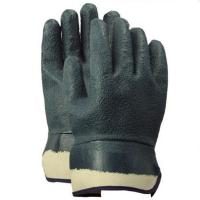 sandy full coated safety cuff gloves for sale