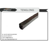 Pure Flexible Graphite Graphite With Inconel Wire Jacketed Mesh Packing