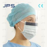 Wholesale Disposable Face Mask with Eye Shield from china suppliers