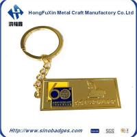 Wholesale Stamping Keyrings by Soft Enamel Brass or Zinc Alloy Keyrings with Cartoon Person 3D Minature from china suppliers
