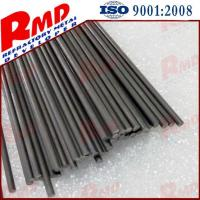 Wholesale Polished White Tungsten Rod/ Black Surface W1 Tungsten Rod(bar) from china suppliers