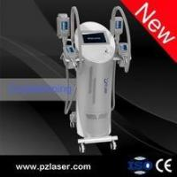 Wholesale Professional 4 hand pieces cryolipolysi fat freezing / cryolipolysi slimming machine from china suppliers