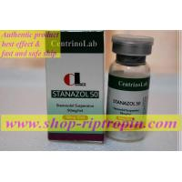 Wholesale Stanozolol Suspension 50mg*10ml 30box from china suppliers