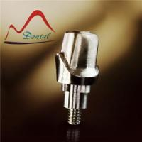 Best Ti Alloy Milled Customized Abutment wholesale