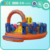 Wholesale mini inflatable fun city from china suppliers