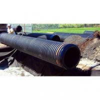 Buy cheap Plastic Tanks & Liquid Handling Systems HDPE Corrugated Pipe - BOSS 2000 from wholesalers
