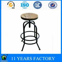 Wholesale Vintage Wrong Iron Metal Frame Best Backless Restaurant Bar Stools from china suppliers