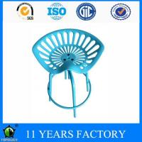 Wholesale Industrial Powder Coated Metal Swivel Tractor Seat Stool from china suppliers
