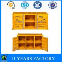 Wholesale Metal Multi-use Stand Corner Set 2-shelves Wall Storage File Cabinet from china suppliers