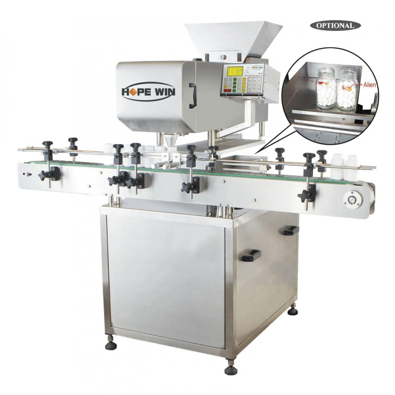 Multi-Channel Counter Multi Channel Counting Machine
