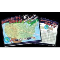 Wholesale American Eclipse Map (Poster) from china suppliers