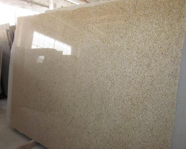 Quality Prefab flat & ogee edge g682 custome made granite top price for sale
