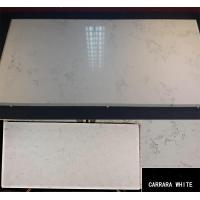 Wholesale Engineered Carrara White Quartz Kitchen Countertop from china suppliers
