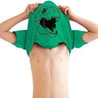 Buy cheap Custom 100% Cotton Funny Printed Kids Baby T Shirts from wholesalers