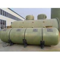 Wholesale FRP tank. Patriotism is the root and soul from china suppliers