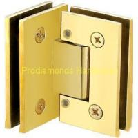 Wholesale Adjustable Heavy duty shower door hinge from china suppliers