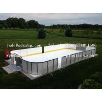 street hockey protection street hockey barrier dek hockey protection