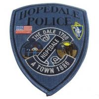 Buy cheap Customized Fabric Patches for Police Department Embroidered Company Logo Patches EB-007 from wholesalers