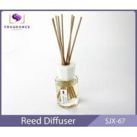 Buy cheap decorative 80ml Lavender Essential Oil Reed Diffuser car air fresheners from wholesalers