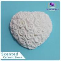 Wholesale Car Air Freshener Elegant Plaster Scented Ceramic ODM service from china suppliers